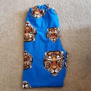 Tiger LulaRoe leggingd